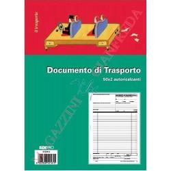 Documento di trasporto 50x2 29,7x23 Edipro