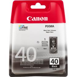 Cartuccia Canon 40 nera