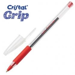 Penna Cristal Grip medio 1.0