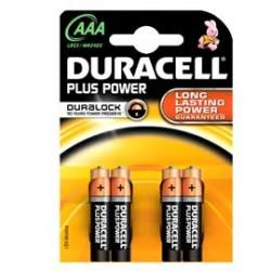 Batterie duracell AAA Mini Stilo