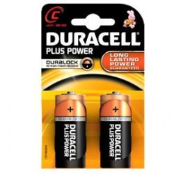 Batterie Duracell Mezza torcia